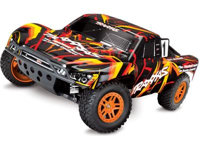 Traxxas Slash 1:10 4WD TQ RTR, TRA68054-1 brushed