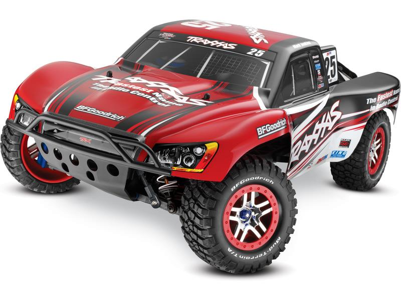Traxxas Slash Ultimate 1:10 4WD VXL LCG TQi s Bluetooth TSM OBA RTR, TRA68077-24
