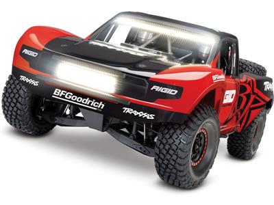 Traxxas Unlimited Desert Racer 1:8 TQi RTR s LED verze Rigid, TRA85076-4-RGD