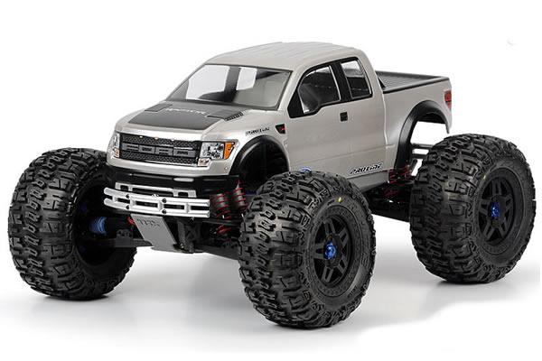 PL3345-00 Proline Ford F-150 SVT Raptor Bodyshell - for E-MAXX