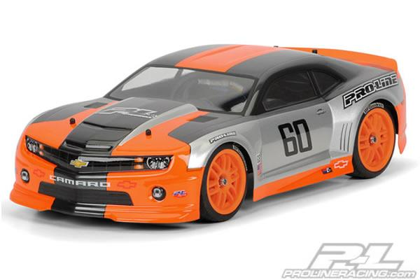 PL3371-00 Proline 2011 Camaro GS Clear Bodyshell for 1:16 Rally