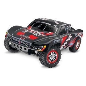 TRA6807 Traxxas Slash 4x4 Ultimate, TQi, Bluetooth TSM short course truck LCG TRA68077-3